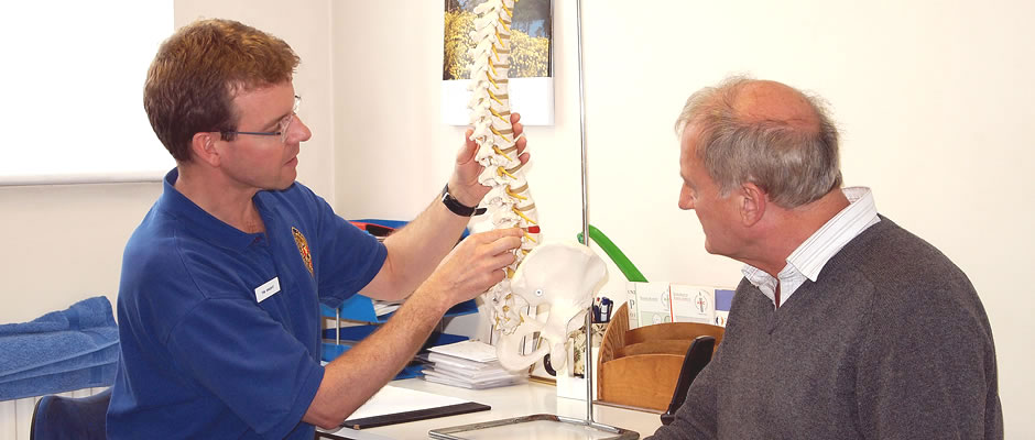 Ealing Physiotherapy Consultation